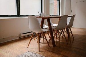 Minimalistyczny styl i skandynawskie krzesła!
